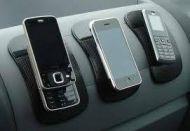 Anti Halk Matta för Mobiltelefon i bil