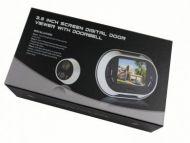 Elektroniskt Dörröga med fotofunktion