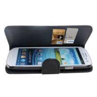Mobilväska i konstläder till Samsung Galaxy S3 i9300