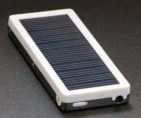 Solcellsladdare till Mobiltelefon, PDA, MP3