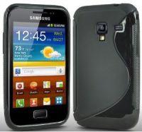 Silikon / TPU skal till Samsung S7500 Galaxy Ace Plus