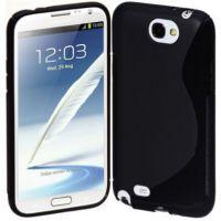 Silikon / TPU skal S-line till Samsung Galaxy Note 2 N7100
