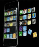 Kylskåpsmagnet iPhone