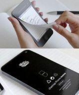 iPhone Notepad Anteckningsblock